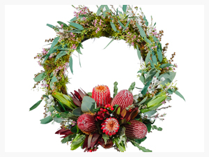 Seasons Flowers - Wreaths & Sheafs