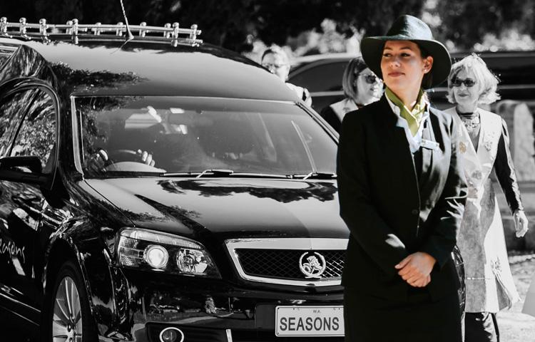 Working at Seasons Funerals Perth
